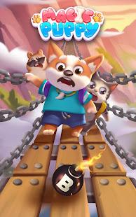Magic Puppy : CUBE RUSH BLAST GAMES