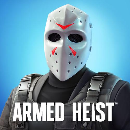 Armed Heist: TPS 3D Sniper shooting gun games ( God 'mode) 2.3.8 mod