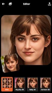 Voilu00e0 AI Artist - Photo to Cartoon Face Art Editor 0.9.15 (67) Screenshots 2