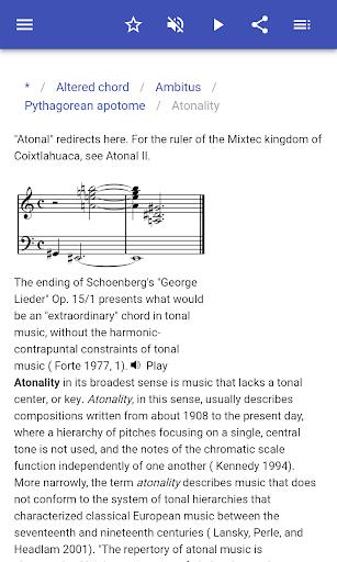Theory of music modavailable screenshots 4