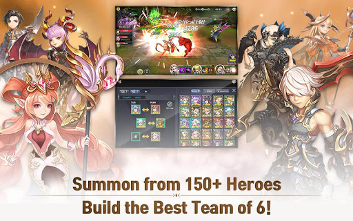 Soul Seeker: Six Knights u2013 Strategy Action RPG filehippodl screenshot 8