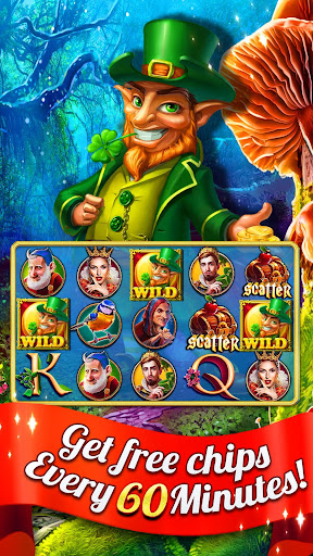 Slots - Cinderella Slot Games 2.8.3801 screenshots 4