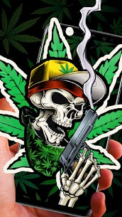 Weed Rasta Theme  For Pc – Free Download And Install On Windows, Linux, Mac 1