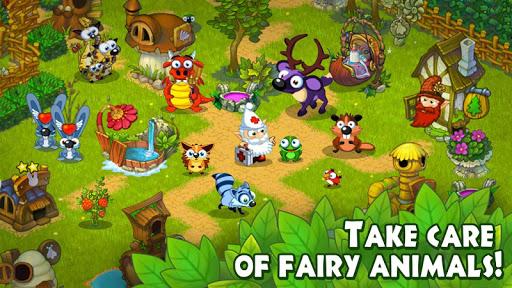 Animal Villageuff0dforest farm & pet evolution games apkslow screenshots 3