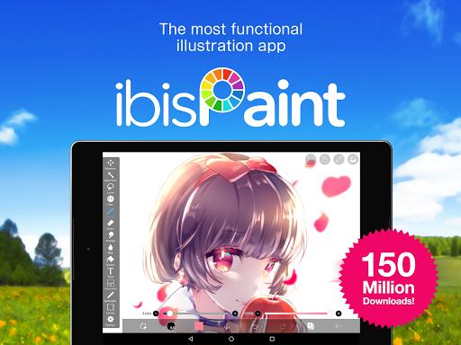ibis Paint X apktram screenshots 9