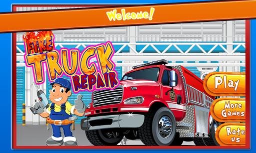 Fire Truck Repair apkpoly screenshots 6