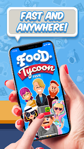 Free Food Tycoon FRVR Apk Download 2021 2