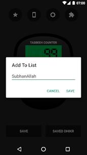 Digital Tasbeeh Counter 3