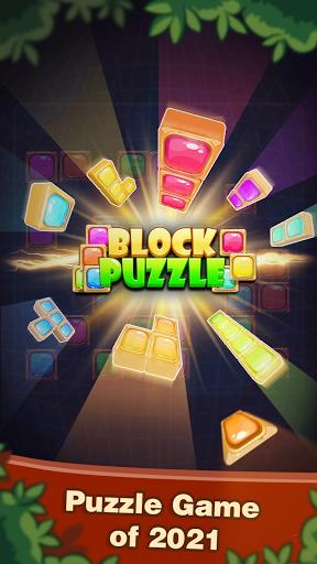 Block Puzzle 2021: Jewel Brick Puzzle android2mod screenshots 12