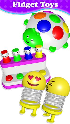 Fidget Toys Pop It Anti stress and Calming Games  screenshots 5