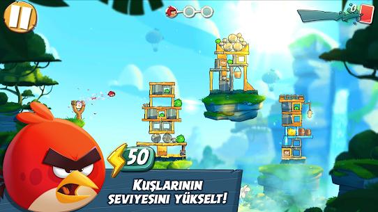 Angry Birds 2 Hileli Apk Güncel 2021** 2