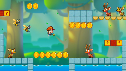 Super Jacky's World - Free Run Game 1.62 screenshots 7