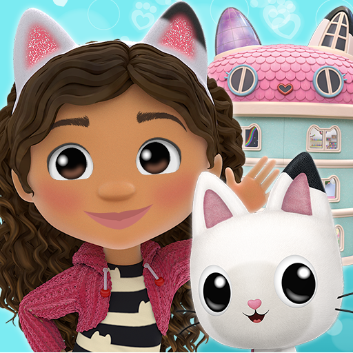 Baixar Gabbys Dollhouse: Play with Cats para Android