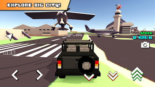 Blocky Car Racer - free racing game 1.32 screenshots 21