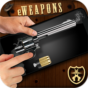 eWeapons Revolver Gun Sim Guns
