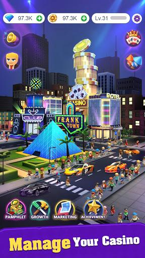 Crazy Night:Idle Casino Tycoon 0.27 screenshots 1