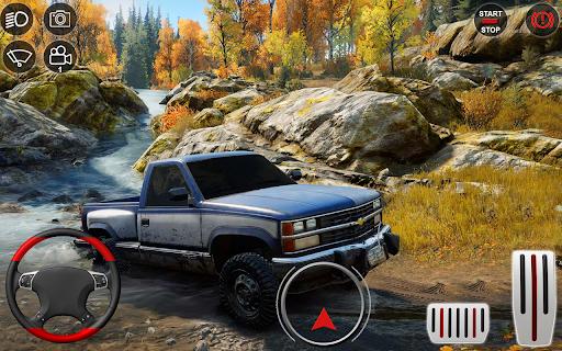 Offroad jeep Simulator -New Mud Runner Game 1 screenshots 8