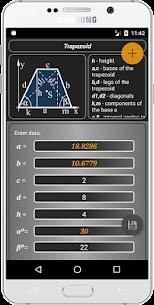 Geometryx: Geometry – Calculator 3.0 Apk 5
