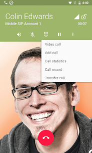 Zoiper IAX SIP VOIP Softphone Premium Cracked APK 3