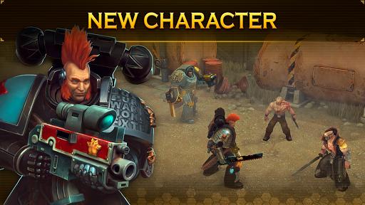 Warhammer 40,000: Space Wolf 1.4.17.1 screenshots 1