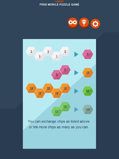 10000! - original indie puzzle (Big Maker) apkpoly screenshots 7