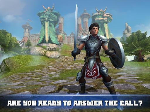 Celtic Heroes - 3D MMORPG  screenshots 13