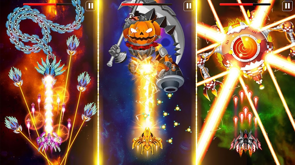 Space shooter - Galaxy attack - Galaxy shooter poster 9