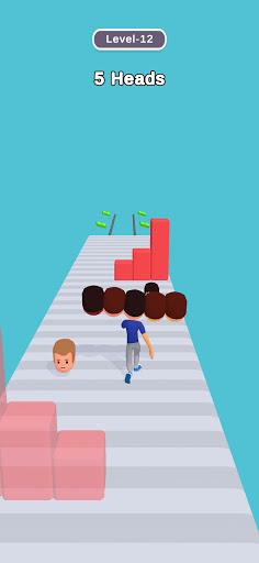 Code Triche Multi Heads 3D (Astuce) APK MOD screenshots 1