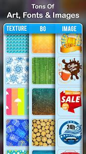Poster Maker: Creative Arts, Flyer, Ads Page Maker