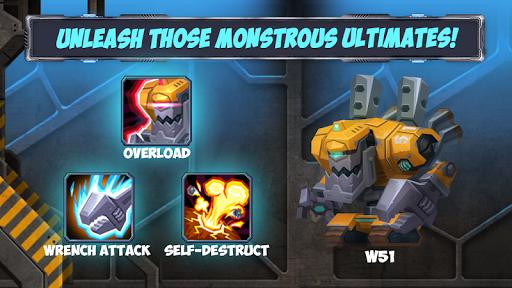 Tactical Monsters Rumble Arena -Tactics & Strategy screenshots 12