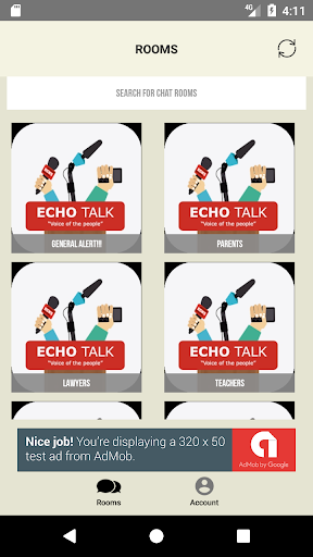 Echo Talk - Audio Message