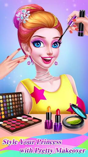 👠💄Gymnastics Queen - Superstar Makeup apklade screenshots 2