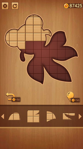 BlockPuz: Jigsaw Puzzles &Wood Block Puzzle Game apkslow screenshots 22
