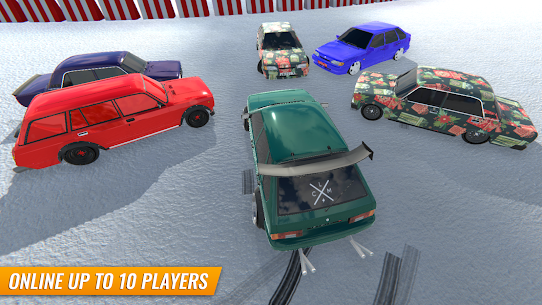 Russian Car Drift 1.8.14 Apk + Mod + Data 4