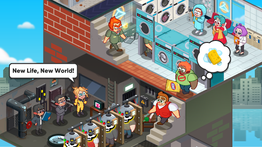 Prison Tycoon : idle games