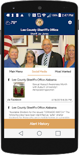 Lee County Sheriff's Office