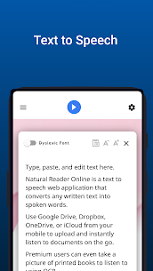 Text to Speech – NaturalReader Premium Unlocked Apk 1