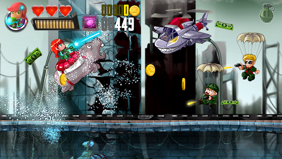 Ramboat - Offline Shooting Action Game 4.2.1 Screenshots 4