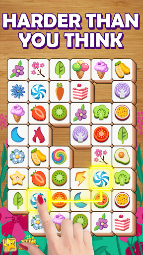 Tile Craft - Triple Crush: Puzzle matching game android2mod screenshots 1