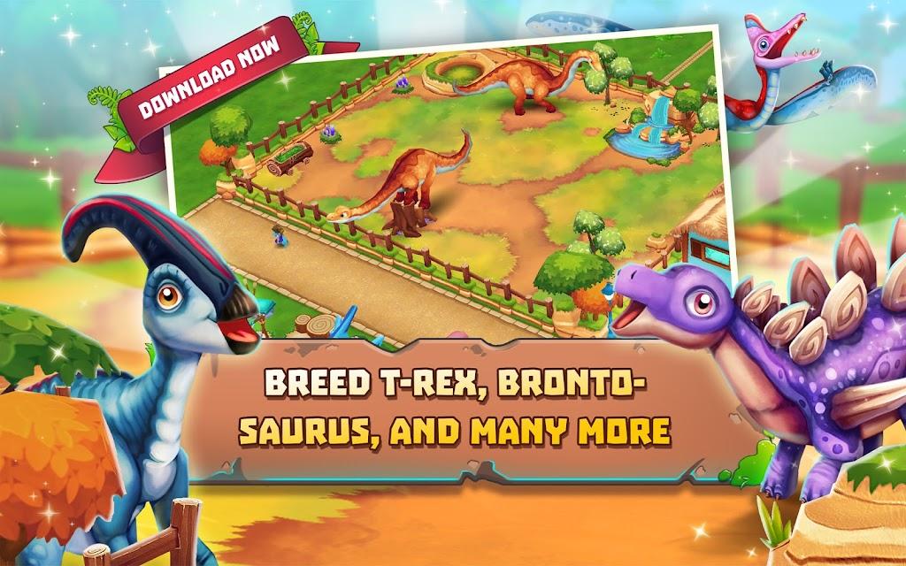 Dinosaur Park – Primeval Zoo  poster 6