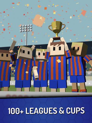 🏆 Champion Soccer Star: League & Cup Soccer Game screenshots 1