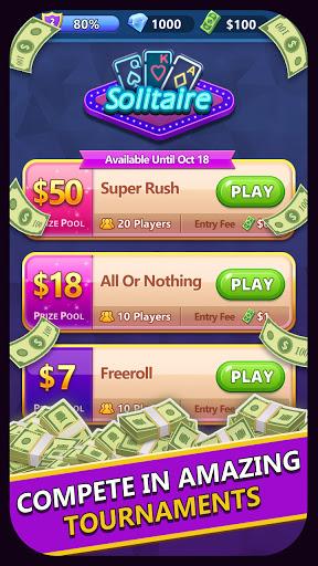 Solitaire Cash: Win Real Money  screenshots 4