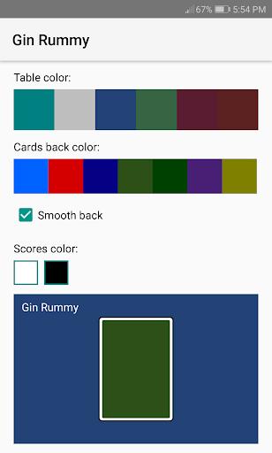 Gin Rummy android2mod screenshots 11