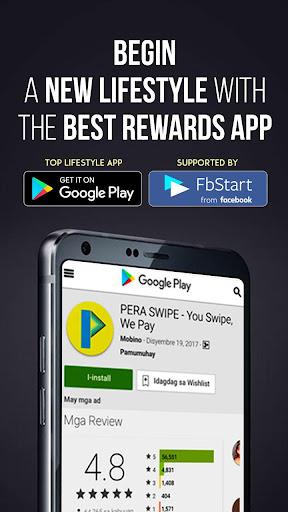 PERA SWIPE - You Swipe, We Pay  screenshots 1