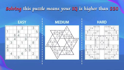 Sudoku Joy - 2021 Free Classic Sudoku Puzzle Game 3.6701 screenshots 9