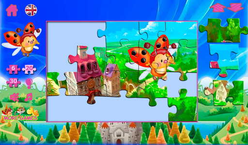 Puzzles from fairy tales screenshots 5