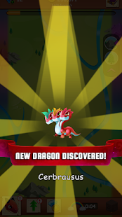 Idle Dragon - Merge the Dragons!