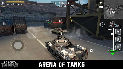 League of Tanks - Global War 2.5.1 screenshots 6