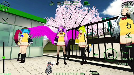JP Schoolgirl Supervisor Multiplayer 133 screenshots 17
