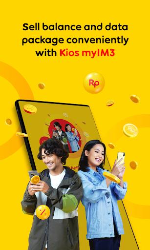 myIM3 u2013 Manage Airtime & Quota, Bonus up to 100GB apktram screenshots 2